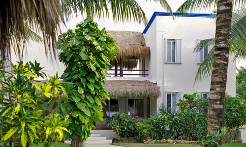Playa Azul ocean front vacation rental home near tulum
